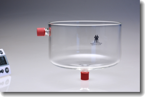 Borosilicate Wash Tray