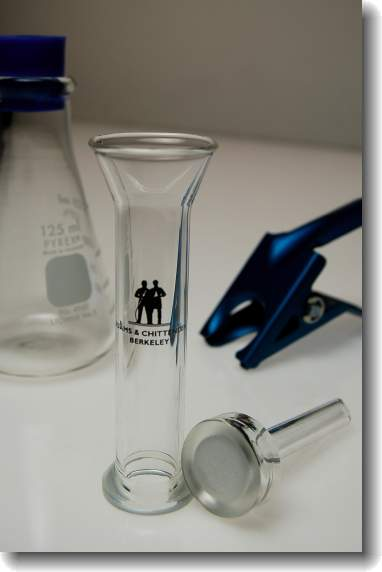25mm filtration glassware
