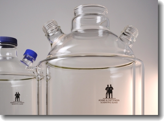 20L Jacketed Spinner Flasks