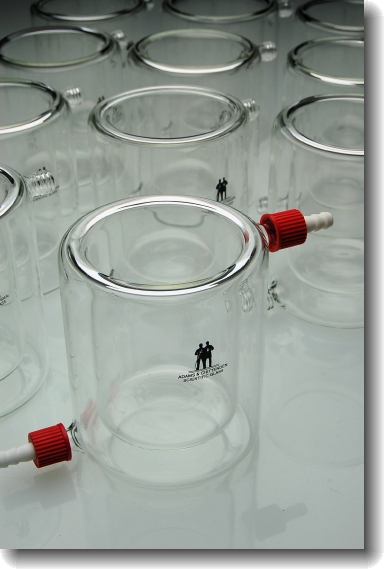 Glass Jacketed Beaker