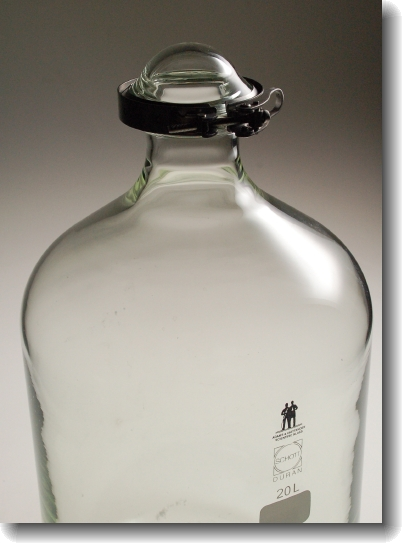 Modified 20L bottle