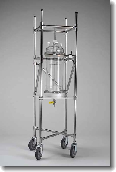 15L Glass reactor